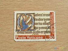 VATICANO - SCOTT 521