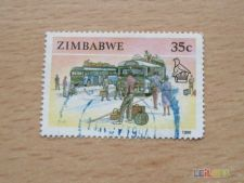 ZIMBABWE - SCOTT 627 - CARROS