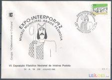1992 - SOBRESCRITO DA «EXPO-INTERPOR 92» EM SANTO TIRSO