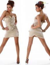 Requintado vestido cai-cai