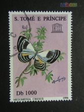 S.Tomé e Principe Palop 1317 usado