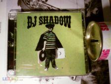 DJ SHADOW The Outsider xr 2006 CD