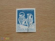 ROMENIA - SCOTT 3110