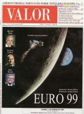 VALOR nº 226 Fev. 1996 - Euro 99 - Moeda Única - o Dilema