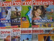 Revistas Proteste e Dinheiro & Direitos. Escolha 10.