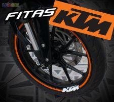 Fitas jantes KTM