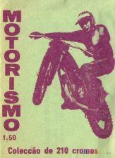 saquetas de cromos intactas da colecção Motorismo