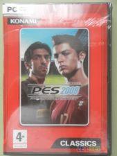 Jogo PC / DVD Rom **PES 2008** Novo e Selado