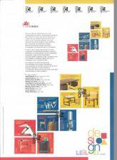 PAGELA SERIE 3044-3052 DESIGN CARIMBO 1º DIA