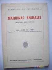 Maquinas Animales - Zacarias Salazar