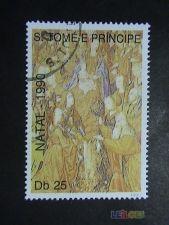 S.Tomé e Principe (Palop) 796 usado