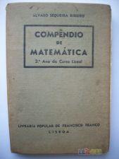 Compêndio de Matemática (2ºano) Álvaro Sequeira Ribeiro