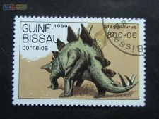 Guiné-Bissau 794 usado