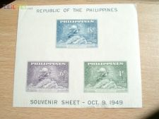 FILIPINAS - BLOCO - SCOTT 534