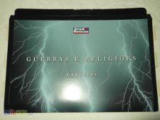 ### COLECÇÃO GUERRAS E RELIGIÕES - 61 GRAVURAS ###