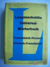 Langenscheidts Universal Worterbuch