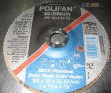 Disco lamelas 180x20x22,23 mm Polifan