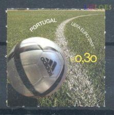 2004 - SELO DA EMISSÃO «UEFA 04. BOLA OFICIAL DO JOGO» AA