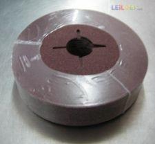 Disco lixa fibra abrasiva 115x22 mm grão 36 lote 25 Rhodius