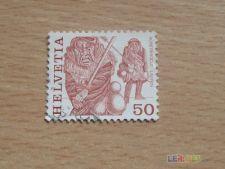 SUIÇA - SCOTT 640
