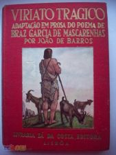 Viriato Trágico - adaptação João de Barros (ilustrada)