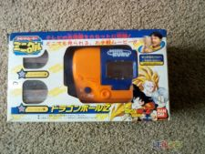 DRAGON BALL Z - MINI CAMERA COM 2 PELICULAS - BANDAI  - RARO