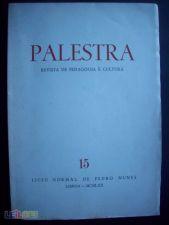 Palestra nº 15 Revista Pedagogia Liceu Normal Pedro Nunes