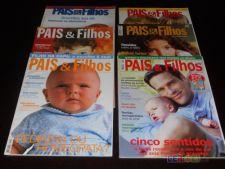 6 Revistas PAIS & FILHOS