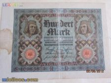 3571 ALEMANHA 100 MARK 1920