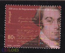 1999 - 200 anos Regulamento provisional -Nova(**)- AF 2632