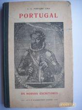Portugal Os Nossos Escritores (1929) Pires de Lima