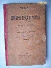Curso de Geografia Física e Política - Fortunato de Almeida