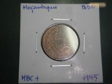 517  MOÇAMBIQUE $50 1945