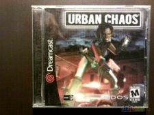 URBAN CHAOS NTSC Dreamcast COMPLETO