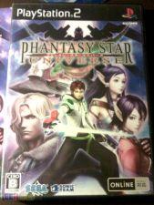 PHANTASY STAR PS2 JAP COMPLETO