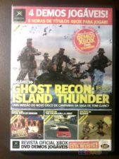 GHOST RECON: ISLAND THUNDER xr XBOX 4 DEMOS