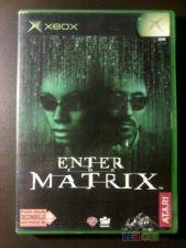 ENTER THE MATRIX XBOX COMPLETO