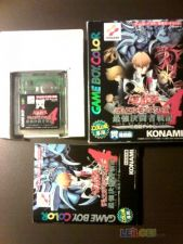 YU-GI-OH DUEL MONSTERS 4 Gb Jp xr COMPLETO
