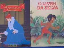 A Escolher 1 de 7 Livros Clássicos Infantis