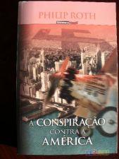 Philip Roth - A Conspiração Contra a América ( Como Novo)