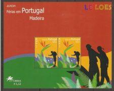 2004 - Europa Madeira - Férias - AF 3128 - Bloco 284
