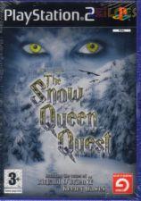 PS2 The SNOW QUEEN QUEST - NOVO! ORIGINAL! SELADO!!!