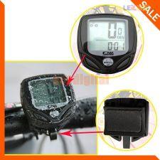 Conta Quilómetros Velocímetro Wireless SD-548C