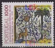 1982 - Azulejos - Nova(**) - AF 1579