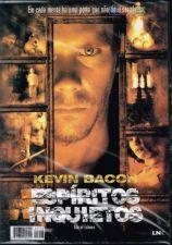 Filme em DVD: ESPÍRITOS INQUIETOS - NOVO! SELADO! ORIGINAL!