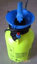 Pulverizador Plástico 5 Litros com Bomba Sprayer