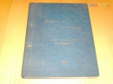 Estudo Pavimentação Pistas Do Aerodromo 1946 Montijo