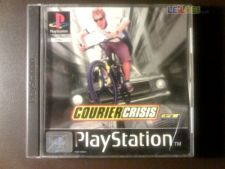 COURIER CRISIS PS1 COMPLETO