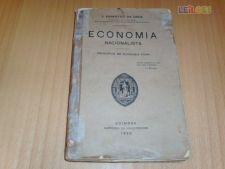 Economia Nacionalista 1928 Perpétuo Da Cruz