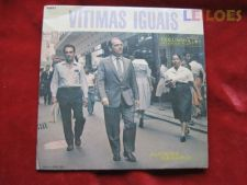 "ALCIDES GERARDI-VITIMAS IGUAIS-SINGLE 7"" 45 RPM"